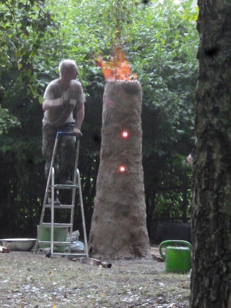 Wood Core Furnace