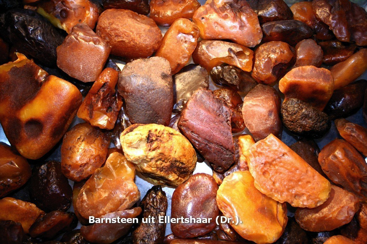 Barnsteen - Ellertshaar
