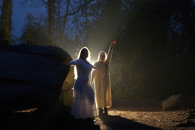 nacht van de mythes en legenden
