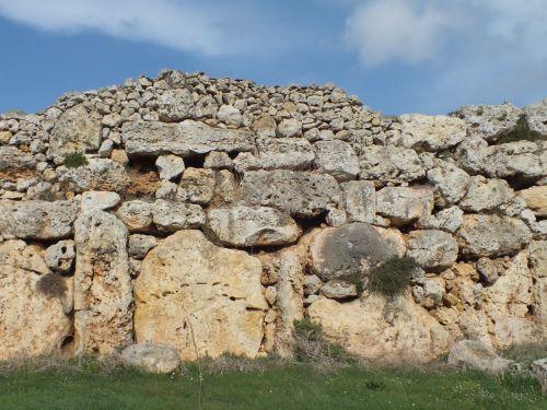 Ggantija tempels op Gozo