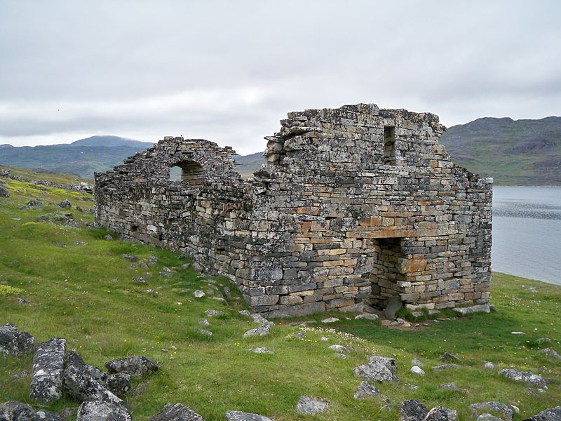 Hvalsey Church was a church in the abandoned Greenlandic Norse settlement of Hvalsey (now modern-day Qaqortoq). The best preserved Norse ruins in Greenland.