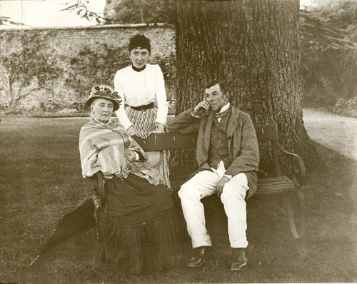 17 - Henry Dryden & Family klein (1)