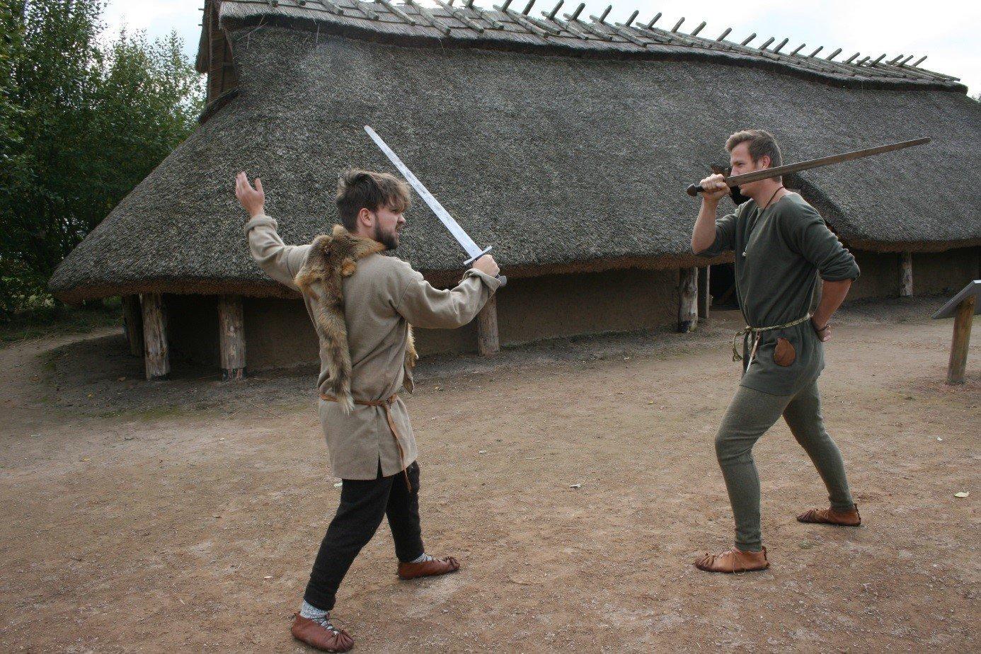 zwaardvechtena