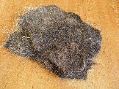 wol vilten, een oeroude techniek