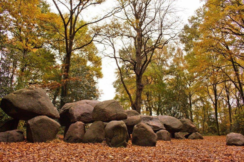 hunebed d27 herfst