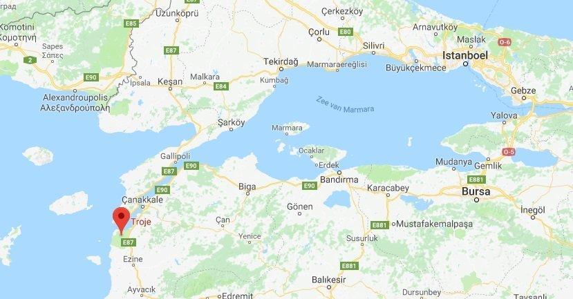 Griekenland Landkaart Afdrukbare Plattegronden Van Griekenland