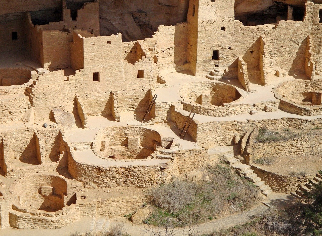 Mesa Verde ruines