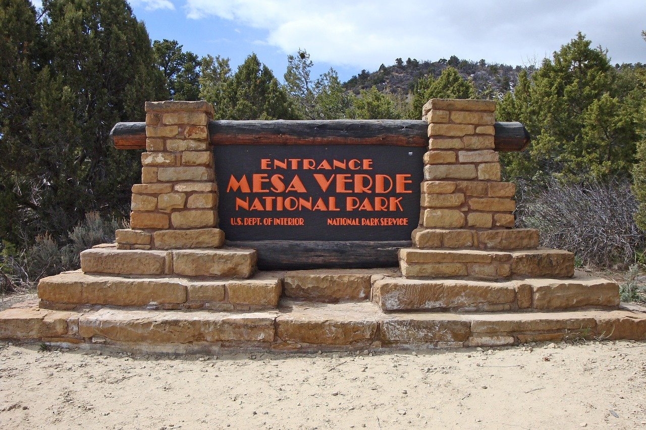 Mesa Verde ingang