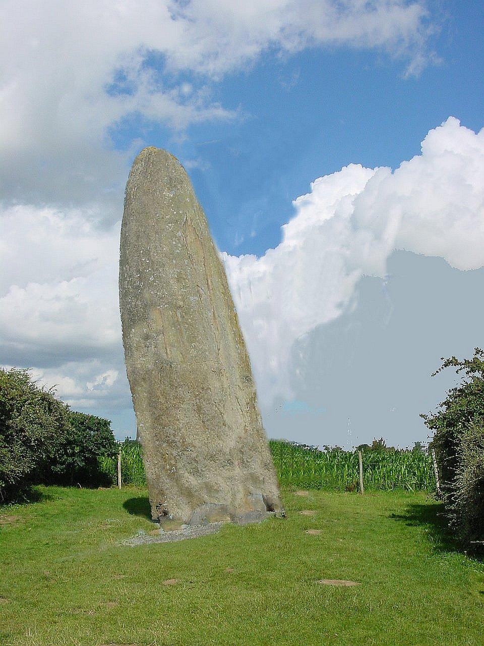 Menhir van Dol de Bretagne