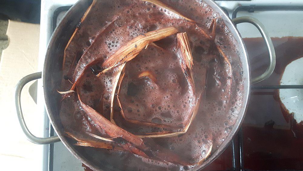wilgenbast koken