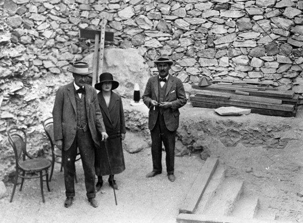Downton Abbey and Tutankhamun - Het Hunebed Nieuwscafé